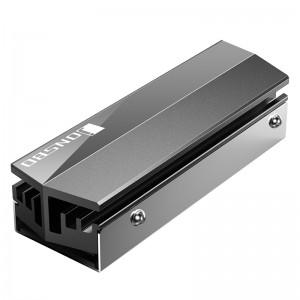 Jonsbo M.2 SSD hűtőborda - (M.2 GREY)
