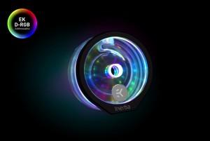 EKWB EK-Quantum Inertia D5 Body D-RGB - Plexi (3831109821978)