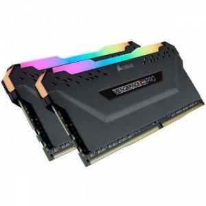 Corsair 16GB DDR4 3200MHz Kit(2x8GB) Vengeance RGB Pro Black (CMW16GX4M2Z3200C16)