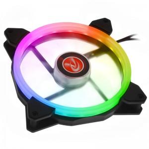 Raijintek Iris 14 Rainbow A-RGB LED - ventilátor - 140mm(0R40B00113)