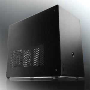Raijintek Ophion M Evo ALS Micro-ATX számítógépház - fekete(0R20B00138)