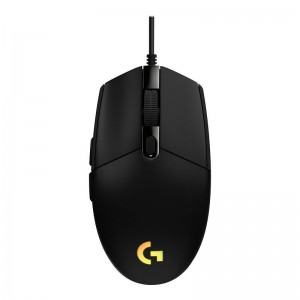 Logitech G203 LightSync Gaming mouse Black (910-005796)