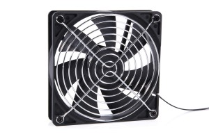 Alphacool ES 120mm 4000rpm Fan ( 120x120x25mm ) - Two Ball Bearing - DC 24810