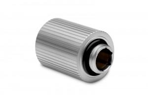 EKWB EK-Quantum Torque Extender Static MM 28 - Satin Titanium (3831109828465)