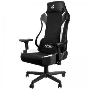 Nitro Concepts X1000 Gamer szék - Radiant White (NC-X1000-BW)