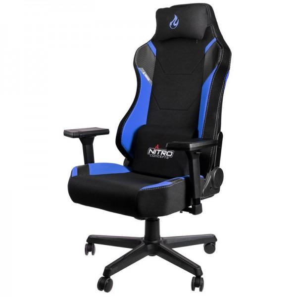 Nitro Concepts X1000 Gamer szék - Galactic Blue (NC-X1000-BB)