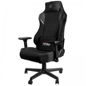 Nitro Concepts X1000 Gamer szék - Stealth Black (NC-X1000-B)