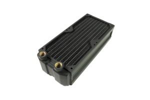 Hardware Labs Black Ice Nemesis GTX M160 MICRO Radiator - Black /Nemesis M160GTX/