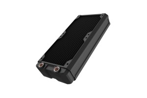 Hardware Labs Black Ice Nemesis Radiator GTR 240 - Black