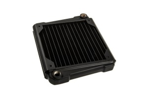 Hardware Labs Black Ice Nemesis Radiator GTS 140 XFlow - Black /Nemesis 140GTS Xflow-BK/