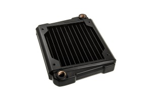 Hardware Labs Black Ice Nemesis Radiator GTS 120 XFlow - Black /Nemesis 120GTS Xflow-BK/