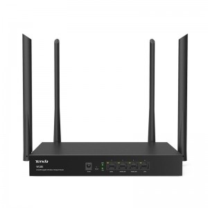 Tenda W18E AC1200 Dual-Band Gigabit Wireless Hotspot Router (W18E)
