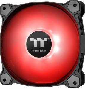 Thermaltake Pure A12 LED radiátor ventilátor/piros (CL-F109-PL12RE-A)