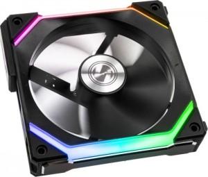 Lian Li UNI FAN SL120 RGB PWM ventilátor, fekete - 120 mm(UF-SL120-1B)