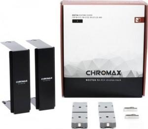 Noctua NA-HC4 chromax.black  fedél fekete (NA-HC4 black)