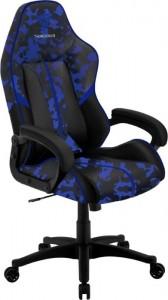 Thunder X3 BC1 CAMO Gamer szék  terepszín/kék (BC1 CAMO Camo/Blue)
