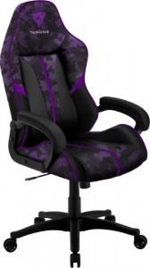 Thunder X3 BC1 CAMO Gamer szék terepszín/lila (BC1 CAMO Camo/Purple)