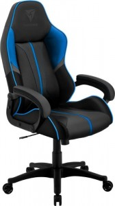 Thunder X3 BC1 BOSS Gamer szék Ocean Grey Blue - szürke / kék (BC1 BOSS Grey/Blue)