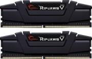 G.Skill RipJaws V fekete DIMM készlet 32 GB, DDR4-3600, CL14-15-15-35 (F4-3600C14D-32GVK)