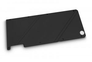 EKWB EK-Quantum Vector FTW3 RTX 3080/3090 Backplate - Black (3831109833001)