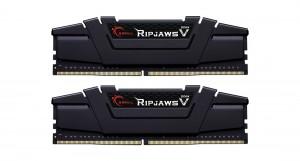 G.SKILL 64GB DDR4 3200MHz Kit(2x32GB) RipjawsV Black (F4-3200C14D-64GVK)