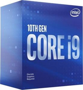 Intel Core i9-10900F 2,80 GHz (Comet Lake) Sockel 1200 - boxed (BX8070110900F)