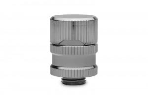 EKWB EK-Quantum Torque Drain Valve - Black Nickel (3831109829691)