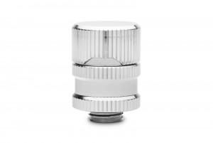 EKWB EK-Quantum Torque Drain Valve - Nickel (3831109829684)