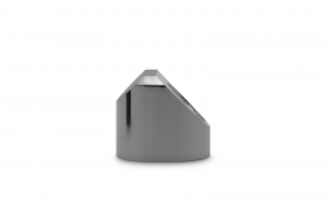 EKWB EK-Quantum Torque Static FF 45° - Black Nickel (3831109826645)
