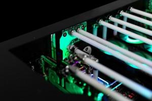 EKWB EK-Quantum Reflection Uni 140 D5 PWM D-RGB - Plexi (3831109827406)