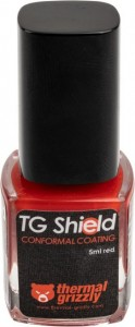 Thermal Grizzly Shield, védőlakk, 5 ml (TG-ASH-050-RT)