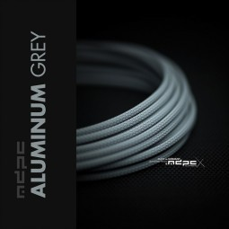 MDPC-X Sleeve Small - Aluminum-Grey, 1m (SL-S-AL)