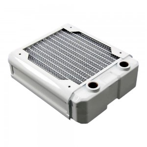 Hardware Labs Black Ice Nemesis Radiator 120 GTX - Satin White /HWL-R170/