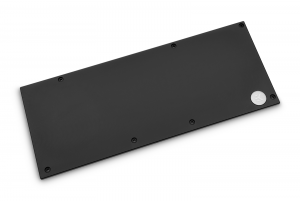 EKWB EK-Classic GPU Backplate RX 6800/6900 - Black (3831109837689)