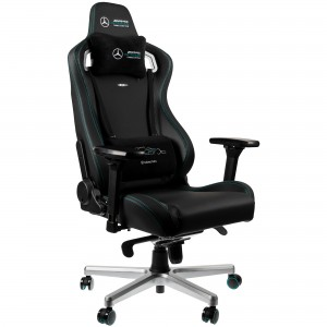 Gamer szék Noblechairs EPIC Mercedes-AMG Petronas Motorsport 2021 Edition
