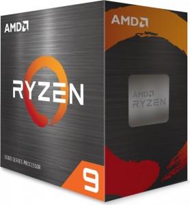 AMD Ryzen 9 5900X 3,7GHz AM4 BOX (Ventilátor nélkül) (100-100000061WOF)