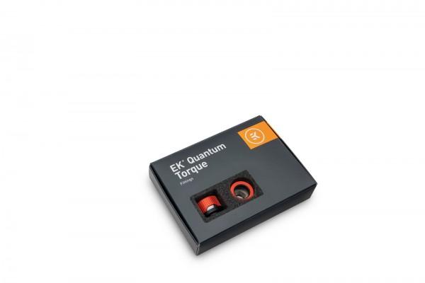 EKWb EK-Quantum Torque 6-Pack HDC 14 - Red Special Edition (3831109834893)