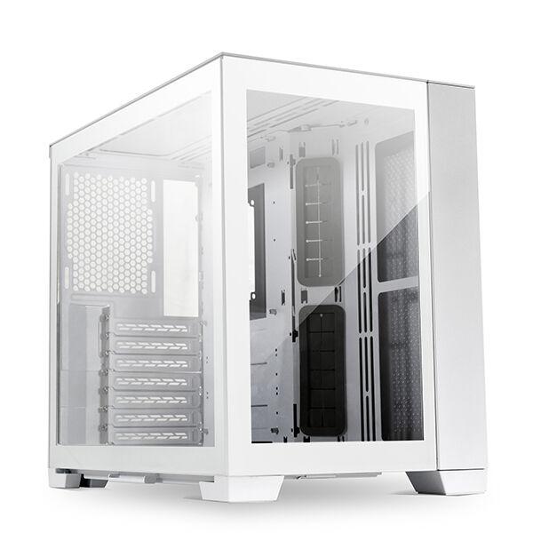 Lian Li O11 Dynamic Mini Snow Edition, Midi-Tower, Tempered Glass - fehér (O11D Mini-S)