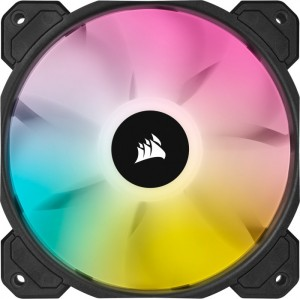 Corsair iCUE SP120 RGB Elite Performance 120x120x25, ventillátor (CO-9050108-WW)