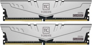 TeamGroup T-Create Classic 10L DIMM készlet 16 GB, DDR4-3200, CL22-22-22-52 (TTCCD416G3200HC22DC01)