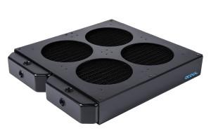 Alphacool NexXxoS XT45 Full Copper Quad 480/560 Radiátor / 14396/
