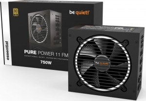 be quiet! Pure Power 11 FM 750W Gold (BN319)