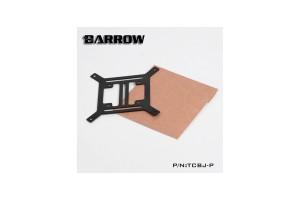 Barrow Water discharge external plane bracket 120mm sík konzol /TCBJ-P/