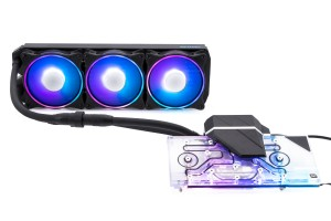 Alphacool Eiswolf 2 GPU AIO 360mm RTX 3090/3080 + Backplate (Reference) (11931)