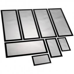 Demciflex porszűrő készlet Lian Li PC-O11 Airhez - fekete (DF0973)