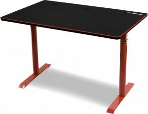Arozzi Arena Leggero Gaming asztal - piros (ARENA-LEGG-RED)