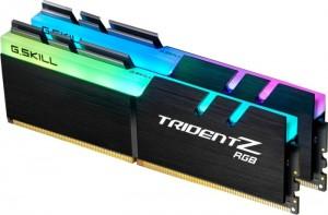 G.Skill Trident Z RGB DIMM Kit 16GB, DDR4-4000, CL16-16-16-36 (F4-4000C16D-16GTZRA)