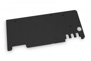 EKWB EK-Quantum Vector Xtreme RTX 3080/3090 Backplate - Black (3831109833049)