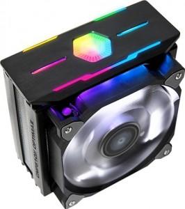 Zalman CNPS10X OPTIMA II RGB CPU-hűtő - fekete /CNPS10X OPTIMA BLACK RGB/