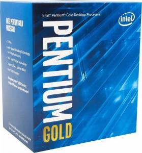 Intel Pentium Gold G6605 4,30 GHz (Comet Lake) Sockel 1200 - boxed (BX80701G6605)
